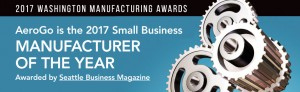 AeroGo is the 2017 Small Business Manufacturer of the Year